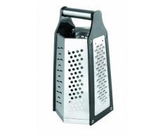 Lacor Luxe 61356 - Rallador 6 caras, inoxidable