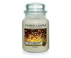 Yankee Candle vela en tarro grande, Brillo absoluto