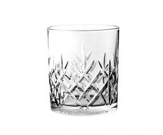 Crystal Julia 2917 Vaso de Whisky Cristal al Plomo 6 pcs, 320 ml
