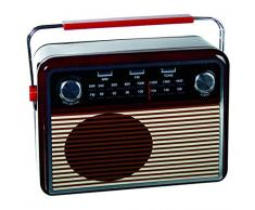 Radio caja de almacenaje