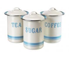 Jamie Oliver DKB Household - Juego de envases para café, té y azúcar, diseño