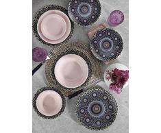Kütahya NCHR24Y2A880151 Nano Collection - Vajilla de cerámica