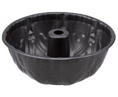 Renberg Molde para Horno, Acero Inoxidable, Negro, 10 cm