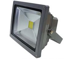 High-Tech TMXFPE12020F - Luminaria LED