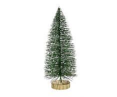 Comarco Sa 11093 - Árbol de Navidad Artificial, Verde, 5 x 5 x 16 cm