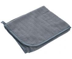 Viscontea di Milano Microspugna toalla de cocina algodón 75 x 50 cm, 100% algodón, gris, 75 x 50 cm