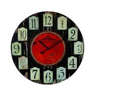 Out of the blue 79/3172 Royal - Reloj de pared
