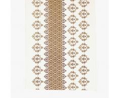 Dutch Decor Camino de mesa Glendale champaign 45 x 150 cm
