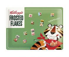 Nostalgic-Art Pizarra magnética -Kelloggs Frosted Flakes Tony Tiger