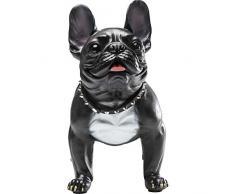 Kare Figura Decorativa de velocidades de Ventana de Perro Carlino