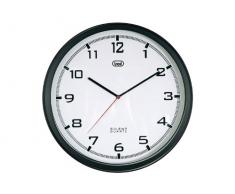 Trevi OM 3310 - Reloj de pared (AA, Negro, Color blanco)