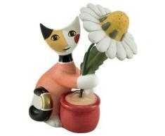 Goebel 31873011 Tolomeo con Margarite Figura, porcelana de galletas, multicolor, 8,5 x 5 x 9,5 cm
