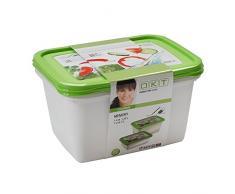 17 Aug 2053861 de memoria caja de almacenaje de plástico verde diseño
