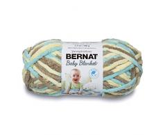Bernat - Hilo para Manta de bebé, Beach Babe, S Ball