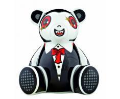 RITZENHOFF 2510014 Teddybank - Hucha de Porcelana, diseño de Vampiro de Alena St. James