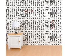 Walplus 60x90 cm Adhesivos de Pared Palabras En La extraíble Autoadhesivo Arte Mural VINILO DECORACIÓN HOGAR BRICOLAJE Living Oficina Dormitorio Decor papel pintado HABITACIÓN INFANTIL REGALO,