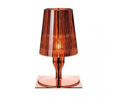 Kartell Take Lampe Lámpara, Rojo, 19 x 31 x 18.5 cm
