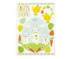 Talking Tables–Juego para Huevo de Pascua Hunts diseño de Pascua y la Primavera Tiempo Parte, Fiestas y Celebraciones