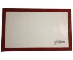 Pâtisse 1719 Tapete silicona con fibra de vidrio, 59x39cm