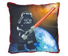 LEGO Star Wars buques Cojín cuadrado, poliéster, multicolor