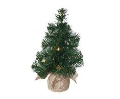 Rotpfeil LED Árbol de Navidad (30 cm, con 6 LED 7810323591