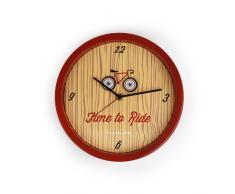 Kikkerland CL44 - Reloj de pared