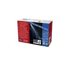 Konstsmide Guirnalda con luz LED, carbón, 770 x 1 x 1 cm