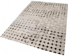 Esprit Velvet Spots Moderno Marca Alfombra, Polipropileno y poliéster, Beige, 150x 80x 1.2cm
