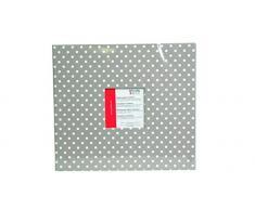Artemio Álbum de fotos 30 x 30 cm - Beige con puntos blancos