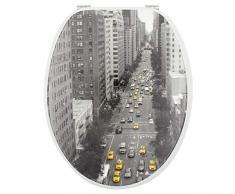 Gelco Design 705388 Taxi - Tapa para WC, diseño de coches