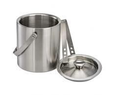 Hama 00111477 Alrededor Establecer 1.8L Acero Inoxidable 1pieza(s) Recipiente de almacenar Comida - Recipiente para Alimentos (160 mm, 15 cm, 1 Pieza(s))