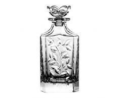 Crystaljulia 05631 - Jarra de whisky (cristal de plomo, 500 ml)