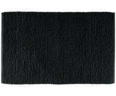 Gelco Design 706766 - Alfombrilla de baño (60 x 90 cm), color negro