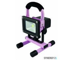 Synergy 21 S21-LED-NB00208 punto de iluminación - Punto de luz (Interior / exterior, Rectángulo, LED, Blanco frío, IP65, Batería)