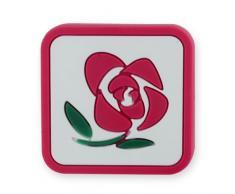 MyGrips gm de 95Â Pomo Rose Puerta/nten Muebles Infantiles, Color Rosa