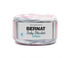 BERNATA - Manta para bebé a rayas, fibra: 100% poliéster, bailarina, 300 g