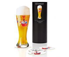 RITZENHOFF Weizen Copa de Cerveza, 8.5 cm