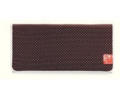 Prym 612280 café diseño de tela con rosas con tapa punto carpeta 20 x 43 cm (con texto en inglés)
