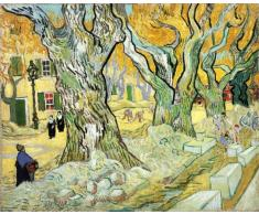 30 x 60,96 cm Impresionismo otros OdsanArt Post de árboles de avión grande (también conocido como The Road armario zapatero) de Vincent van Gogh póster de artstore