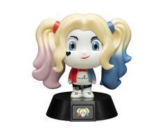 Paladone Lámpara Moderna 3D, Harley Quinn Icon Light
