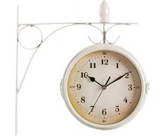 ENCUENTRA TU ESTILO Reloj Estacion Peq. Crema Reloj Estacion Peq. Crema