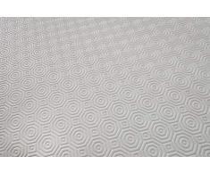 Soleil docre Protector de Mesa de PVC, bajo Mantel Redondo de diámetro de 140 cm