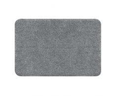 Spirella colección Brizzolo, Alfombrilla de Ducha 55 x 65,100% Acrílico,Gris