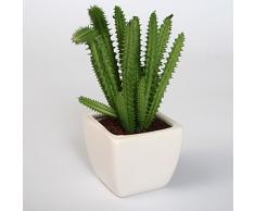 LO+DEMODA Planta Artificial Cactus