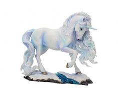 Nemesis Now Pure Spirit - Figura Decorativa (30 cm, Resina, Talla única), Color Blanco