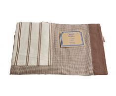 Campagne Table Linen - Delantal, color marrn y blanco