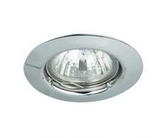 Lámpara de techo empotrable RABALUX, encender de nuevo foco 1088