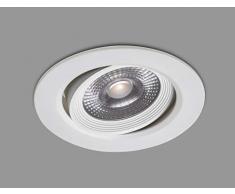 Vivida Srl - Foco LED empotrable, color blanco