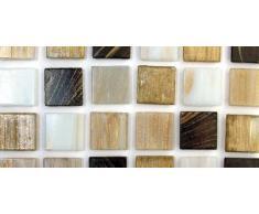 RAYHER - 1453431 - Piedras de Mosaico ArtDecor Deluxe, 2 cm, Cubo Aproximadamente 160 pcs/500 G, Color