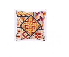 Vervaco diseño geométrico cojín de punto de cruz, Multi-color